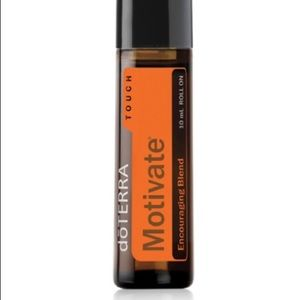 UNUSED doTERRA Motivate Essential Oil